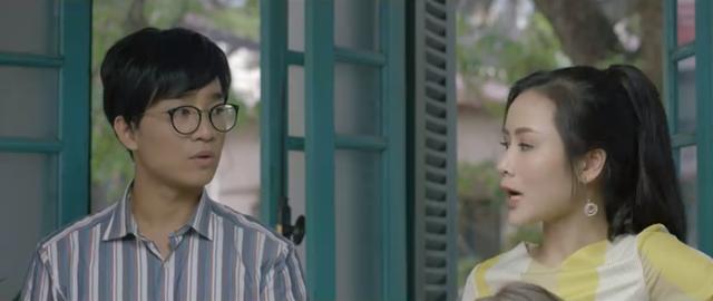 Những nhân viên gương mẫu - Tập 4: Qua mặt trưởng phòng, Chi (Kim Oanh) bị khiển trách sâu cay - ảnh 5
