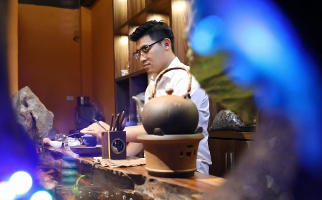 Thưởng trà Việt cùng nhà vô địch trà thế giới - Ảnh 1.