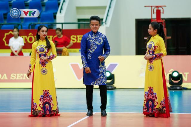 Sơ duyệt lễ khai mạc Giải bóng chuyền nữ quốc tế VTV Cup Tôn Hoa Sen 2019 - Ảnh 9.