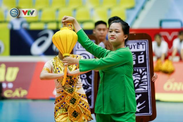 Sơ duyệt lễ khai mạc Giải bóng chuyền nữ quốc tế VTV Cup Tôn Hoa Sen 2019 - Ảnh 8.