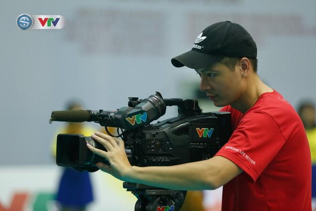 Sơ duyệt lễ khai mạc Giải bóng chuyền nữ quốc tế VTV Cup Tôn Hoa Sen 2019 - Ảnh 3.