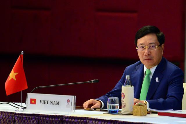 Nhiều kết quả tốt đạt được tại Hội nghị Bộ trưởng Ngoại giao ASEAN lần thứ 52 - Ảnh 2.