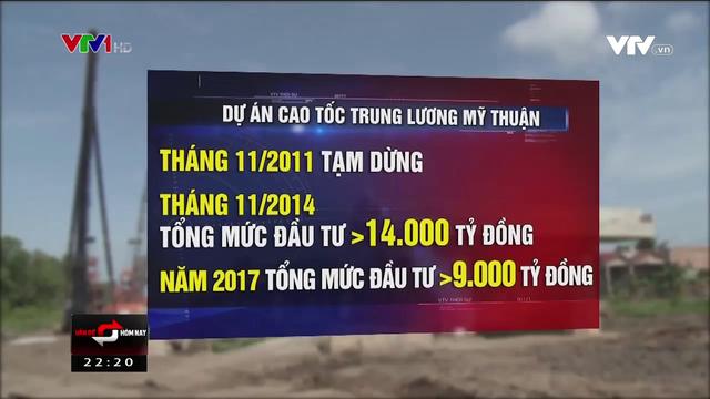 Cao tốc Trung Lương - Mỹ Thuận: 10 năm dở dang, lận đận - Ảnh 2.