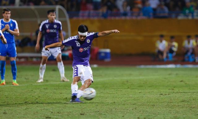 AFC Cup 2019: Quang Hải toả sáng, CLB Hà Nội thắng nghẹt thở Altyn Asyr - Ảnh 4.