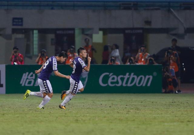 AFC Cup 2019: Quang Hải toả sáng, CLB Hà Nội thắng nghẹt thở Altyn Asyr - Ảnh 3.