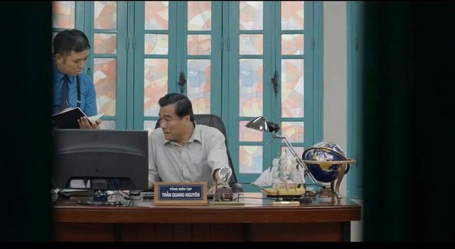 Những nhân viên gương mẫu - Tập 5: Nguyệt (Diễm Hương) đứng người vì nghe tin sắp mất chức Trưởng phòng - Ảnh 2.