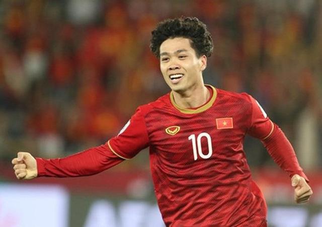 Danh sách sơ bộ ĐT Việt Nam dự vòng loại World Cup 2022 - Ảnh 1.