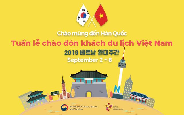 Tuần lễ chào đón du khách Việt tại Hàn Quốc trong tháng 9 - Ảnh 1.