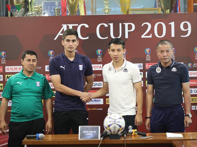 AFC Cup 2019, CLB Hà Nội - CLB Altyn Asyr: Thử thách thật sự (19h00 ngày 20/8) - Ảnh 2.