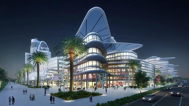 Las Vegas chính thức xây dựng thành phố thông minh đầu tiên trên thế giới - Ảnh 1.