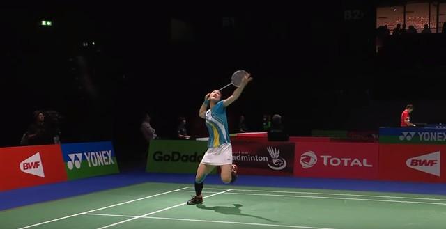 Vũ Thị Trang tiến vào vòng 3 giải cầu lông vô địch thế giới 2019 - Ảnh 1.