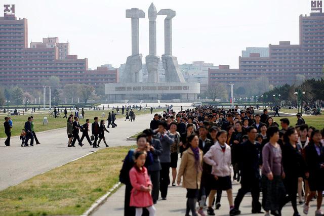 Mỹ tiếp tục gia hạn lệnh cấm du lịch Triều Tiên - Ảnh 1.