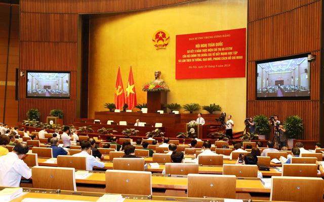 Nhiều mô hình hay, cách làm mới, kinh nghiệm quý trong thực hiện Chỉ thị 05 của Bộ Chính trị - Ảnh 1.