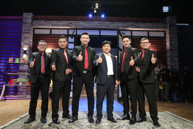 5 chàng trai khiến 2 cá mập phải tranh giành rót gần 10 tỷ đồng ở Shark Tank Việt Nam - Ảnh 7.