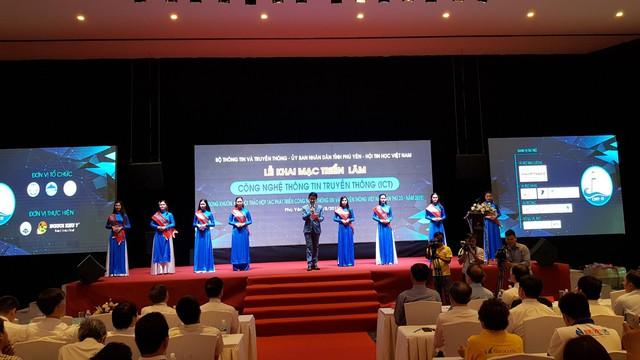 Nhiều giải pháp sáng tạo được giới thiệu tại Hội thảo hợp tác phát triển CNTT-TT Việt Nam lần 23 - Ảnh 1.