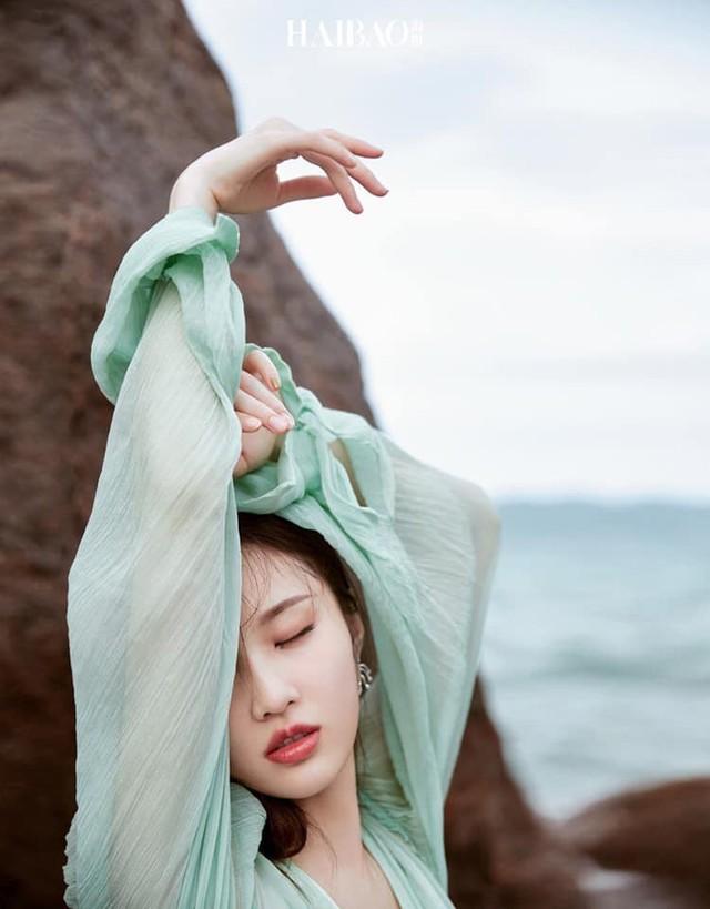 Mưu nữ lang Trương Tuệ Văn tung loạt ảnh đẹp mê hồn chụp tại Việt Nam - Ảnh 7.