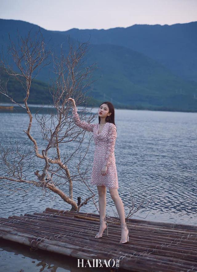 Mưu nữ lang Trương Tuệ Văn tung loạt ảnh đẹp mê hồn chụp tại Việt Nam - Ảnh 14.