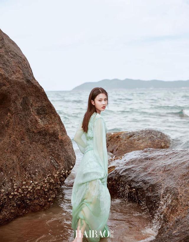 Mưu nữ lang Trương Tuệ Văn tung loạt ảnh đẹp mê hồn chụp tại Việt Nam - Ảnh 8.