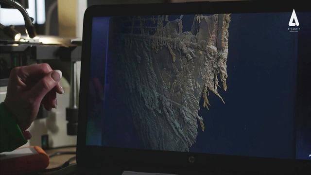 Hé lộ hình ảnh mới về con tàu Titanic lừng danh - Ảnh 4.