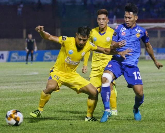 Lịch thi đấu và trực tiếp vòng 22 V.League 2019 hôm nay, 23/8: CLB Quảng Nam - Sanna Khánh Hòa - Ảnh 3.