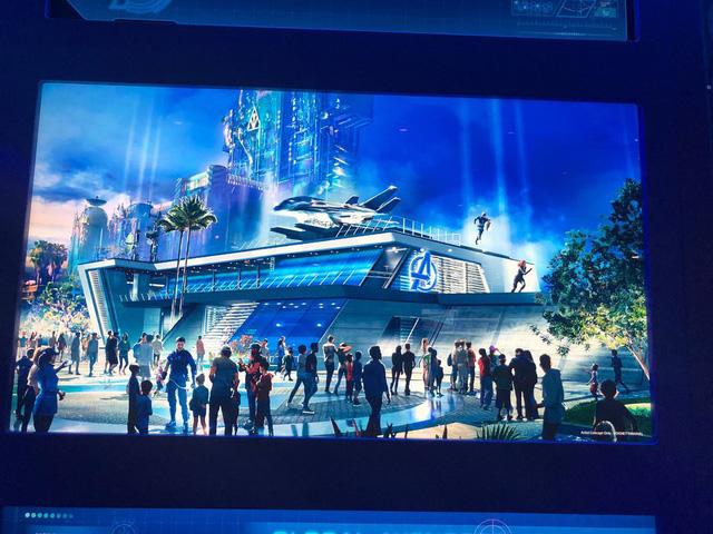 Disney ra mắt khu giải trí Avengers vào năm 2020 - Ảnh 1.