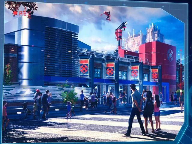 Disney ra mắt khu giải trí Avengers vào năm 2020 - Ảnh 3.