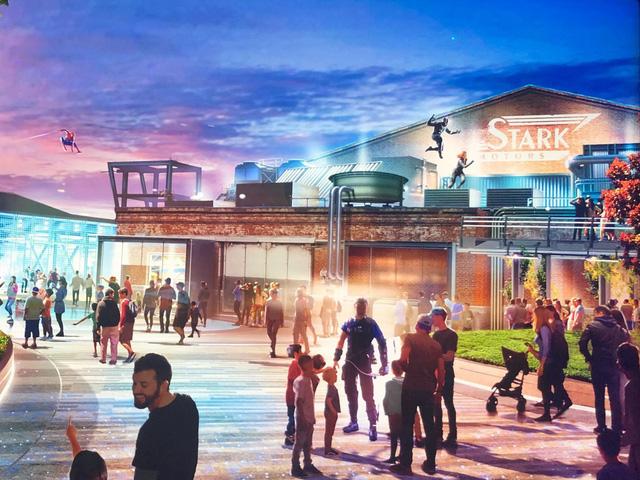 Disney ra mắt khu giải trí Avengers vào năm 2020 - Ảnh 2.