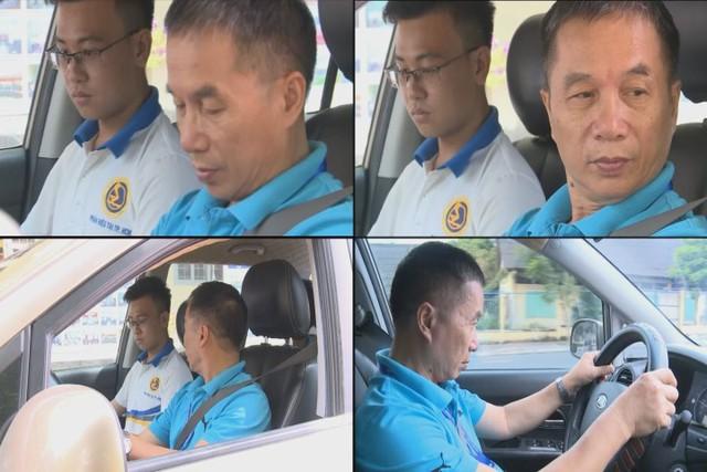 Sinh viên chế tạo hệ thống cảnh báo ngủ gật cho lái xe - Ảnh 4.