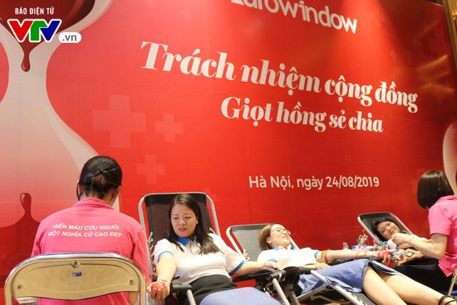 Ngày hội hiến máu Trách nhiệm cộng đồng - Giọt hồng sẻ chia - Ảnh 5.
