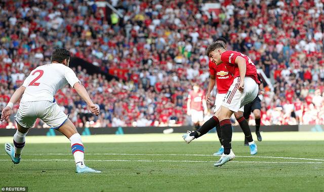 Manchester United 1-2 Crystal Palace: Rashford đá trượt penalty, Man Utd thua sốc trên sân nhà - Ảnh 4.