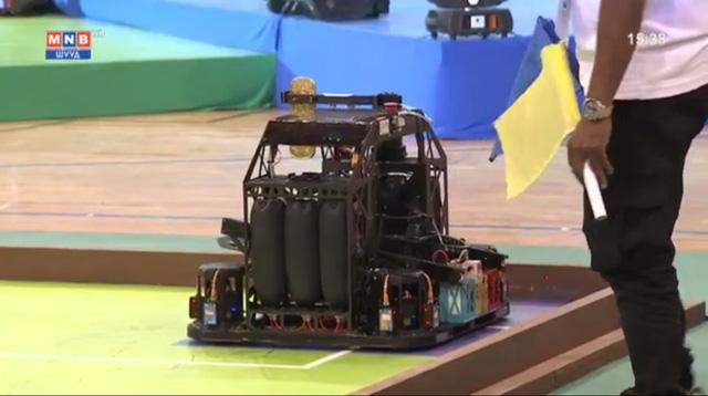 ABU Robocon 2019: Các đội tuyển trình diễn và chia sẻ kinh nghiệm chế tạo robot - Ảnh 5.