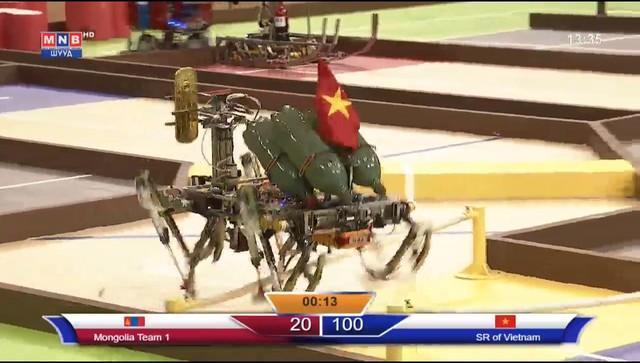 Đội tuyển Việt Nam vào tứ kết ABU Robocon 2019 - ảnh 3