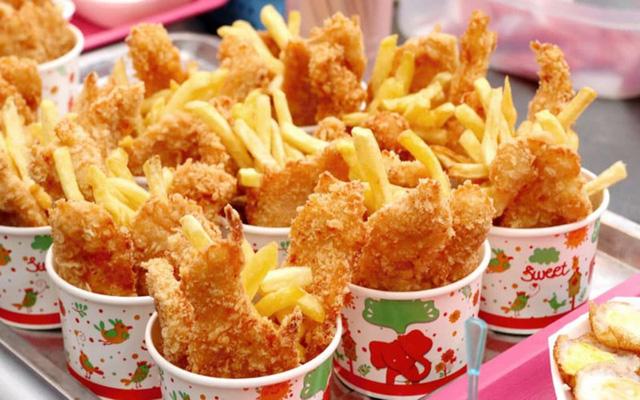 10 thực phẩm gây hại cho gan - Ảnh 4.