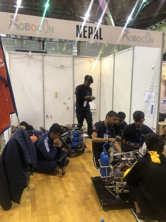 Cuộc thi Sáng tạo Robot châu Á - Thái Bình Dương - ABU Robocon 2019 chính thức khởi tranh - ảnh 4