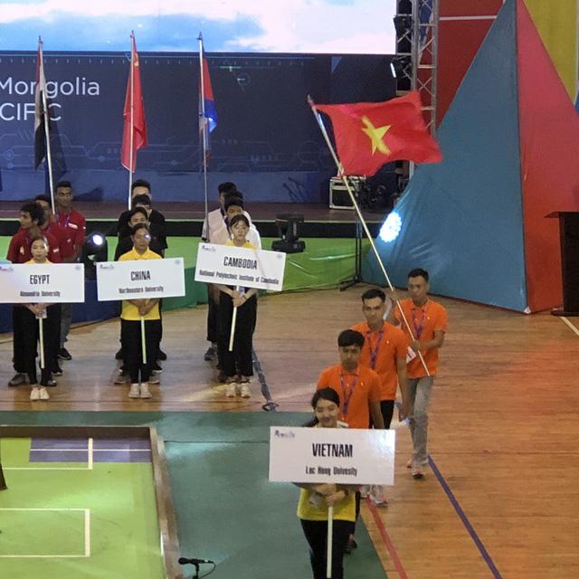 Cuộc thi Sáng tạo Robot châu Á - Thái Bình Dương - ABU Robocon 2019 chính thức khởi tranh - ảnh 11