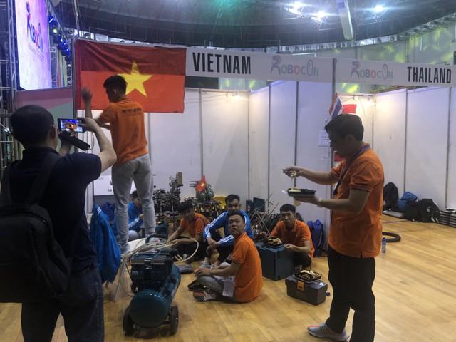 ABU Robocon 2019: Đội tuyển Việt Nam gặp đại diện Mông Cổ tại vòng bảng - Ảnh 1.