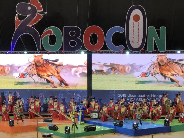 Cuộc thi Sáng tạo Robot châu Á - Thái Bình Dương - ABU Robocon 2019 chính thức khởi tranh - ảnh 8