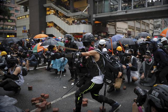 Một loạt nước cảnh báo công dân đến Hong Kong - Ảnh 1.