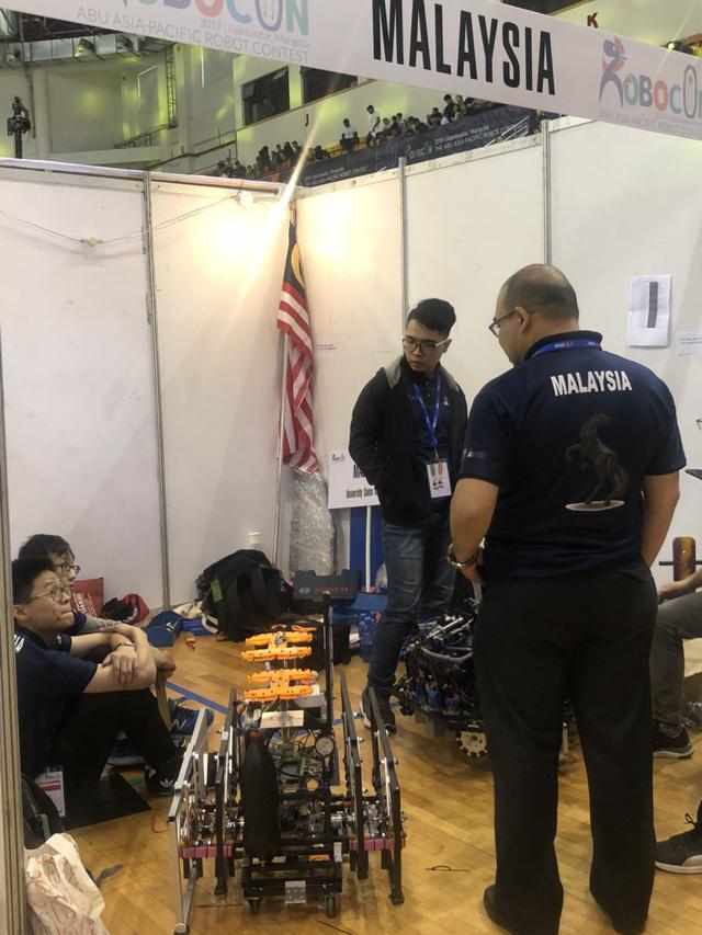 Cuộc thi Sáng tạo Robot châu Á - Thái Bình Dương - ABU Robocon 2019 chính thức khởi tranh - ảnh 5