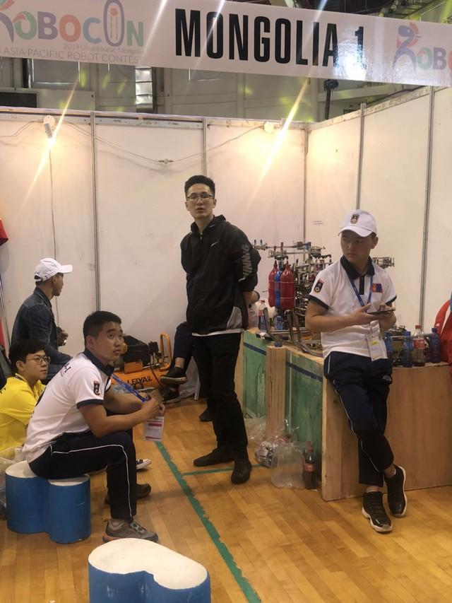 Cuộc thi Sáng tạo Robot châu Á - Thái Bình Dương - ABU Robocon 2019 chính thức khởi tranh - ảnh 6