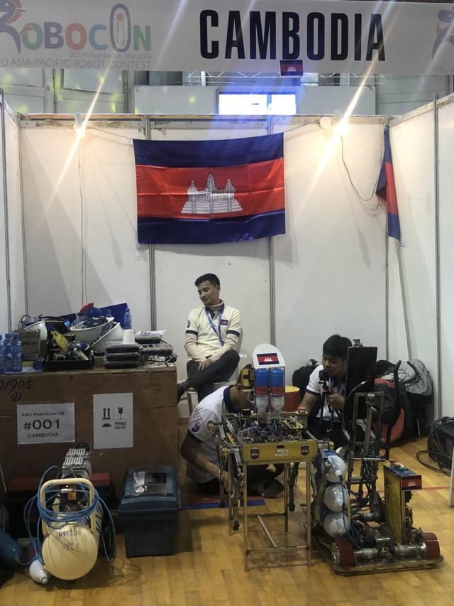 Cuộc thi Sáng tạo Robot châu Á - Thái Bình Dương - ABU Robocon 2019 chính thức khởi tranh - ảnh 7