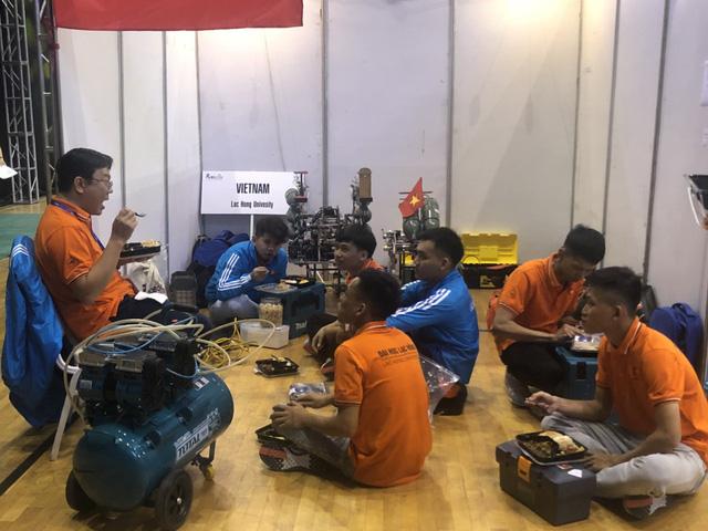 Cuộc thi Sáng tạo Robot châu Á - Thái Bình Dương - ABU Robocon 2019 chính thức khởi tranh - ảnh 2