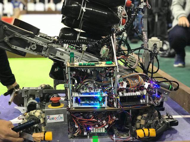 ABU Robocon 2019: Các đội tuyển trình diễn và chia sẻ kinh nghiệm chế tạo robot - Ảnh 7.