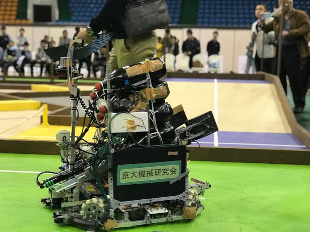 ABU Robocon 2019: Các đội tuyển trình diễn và chia sẻ kinh nghiệm chế tạo robot - Ảnh 10.