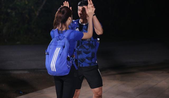 Đỗ Mỹ Linh - Xuân Tiền với những hình ảnh tình bể bình trong Cuộc đua kỳ thú 2019 - Ảnh 13.