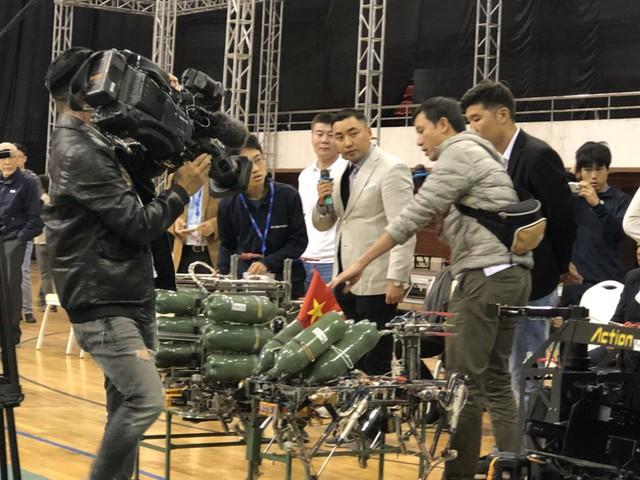 ABU Robocon 2019: Các đội tuyển trình diễn và chia sẻ kinh nghiệm chế tạo robot - Ảnh 12.