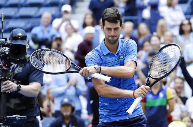 Mỹ mở rộng 2019: Thua set đầu, Federer vượt khó giành vé vào vòng 2 - Ảnh 3.