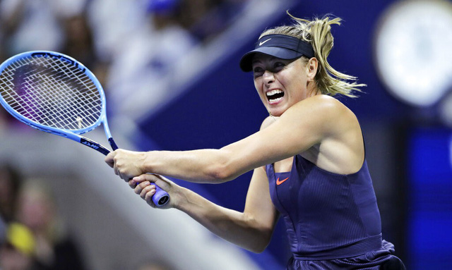 Mỹ mở rộng 2019: Serena Williams thổi bay Maria Sharapova - Ảnh 2.