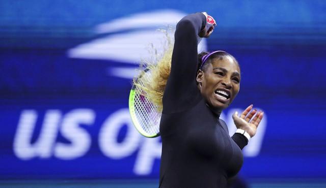 Mỹ mở rộng 2019: Serena Williams thổi bay Maria Sharapova - Ảnh 1.