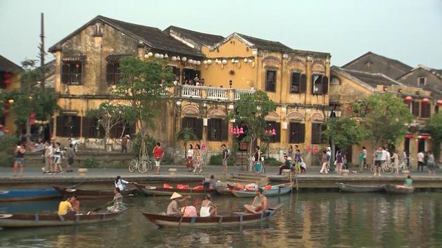 Nhiều hoạt động trong chương trình Hành trình di sản tại Quảng Nam - Ảnh 1.